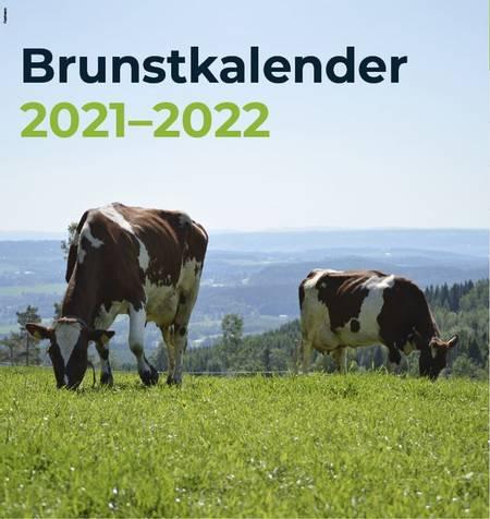 Brunstkalender 2021 - 2022